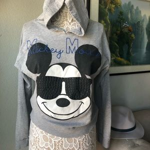 Mickey Mouse Disney cool sweater S